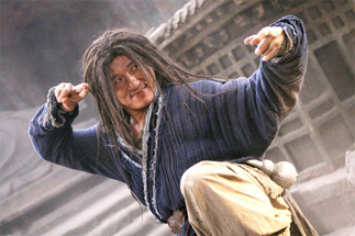 Ah, drunken master. We've missed you.