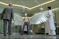 Never kidnap an angel. It's just common sense.