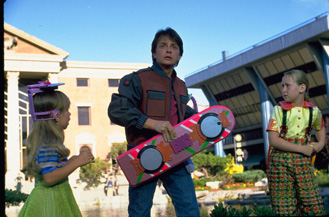 We want our freaking hoverboard!