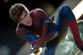 Amazing Spider-Man: Yoga Master.