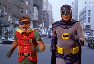 Something something Burt Ward!