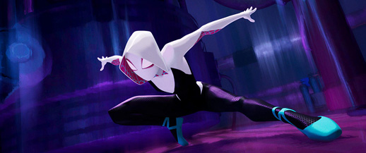 Spider-Gwen is the bestest.