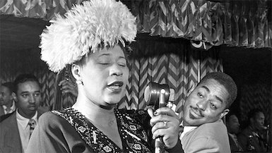 Ella Fitzgerald: Just One of Those Things