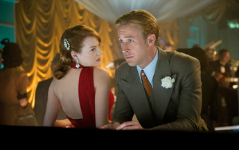 Remember when we were in Crazy, Stupid, Love? That was fun.