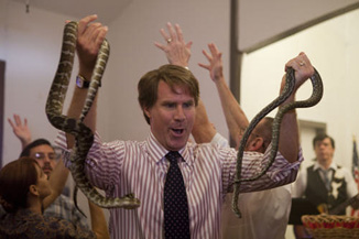 I was born a snake handler and I'll die a snake handler.