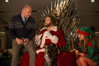 Rob Corddry and TJ Miller in the same movie *might* be too many of those guys.