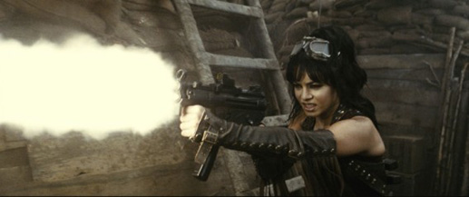 Vanessa Hudgens is getting more airtime on our site than she did in the film.