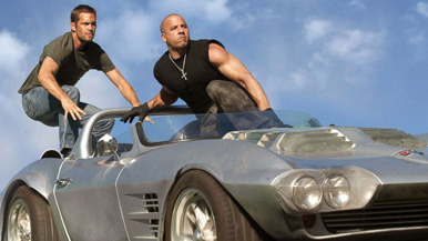 When people start foolishly car surfing, we'll know that Furious 7 is to blame.