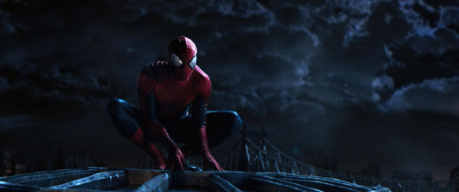 You've seen one picture of Spider-Man perched on top of a building, you've seen them all.