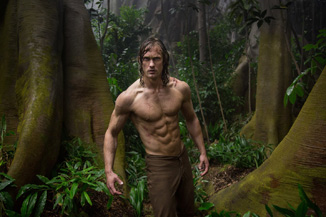 Tarzan as vampire is an idea whose time has come.