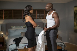 Never break up with Morris Chestnut. It goes badly for you, him and everyone else.
