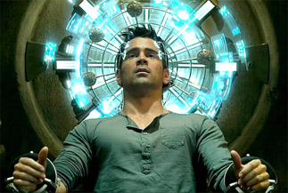 Scientists believe they can make Colin Farrell smart. We're dubious.