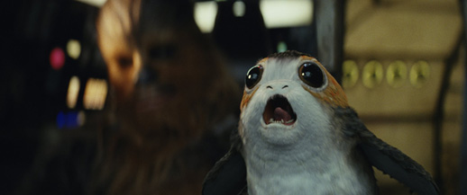 Porg is everything.