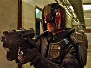 Judge Dredd: Now with 100% less steroids.