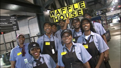 A Waffle House at a stadium is an idea whose time has come.