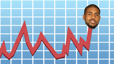 In the immortal words of Aerosmith, Arian Foster stock is going dooooooooooown.