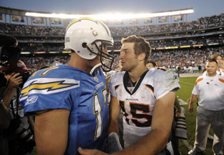 God loves you too, Philip Rivers. As far as you know.