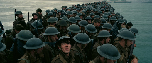 Dunkirk really doesn't have to look over its shoulder.