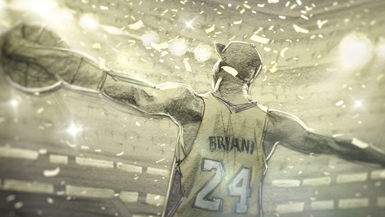 You know who likes Kobe? Kobe.