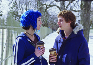 See all of Edgar Wright's movies. Then, see them again. Then, read Scott Pilgrim.