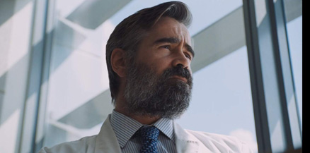 Colin Farrell is slowly turning into Treat Williams