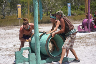 This is how they treat people who betray alliances on Survivor.