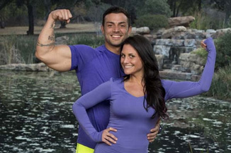 Muscles don't win The Amazing Race. I mean, they can, but not this time.