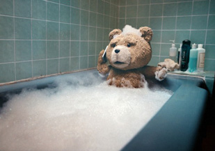 Did you know that Calgon can even take bears away?
