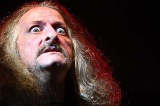 Move over, Ozzy. Bobby Liebling's in town.