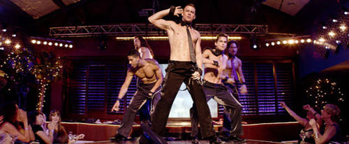 I hope Channing Tatum dances better than he emotes.