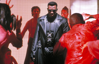 This looks more like Blade: The Musical.