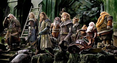 Even the dwarves are bored now - and it's their war.