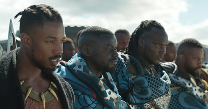 'Black Panther' Powers to $400 Million at International Box Office