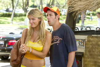 I think we all know why Sandler made this movie.