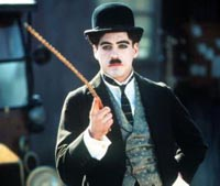 Hey, Chaplin!  How's it hangin'?