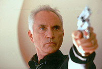 How Terence Stamp got cast in The Phantom Menace.